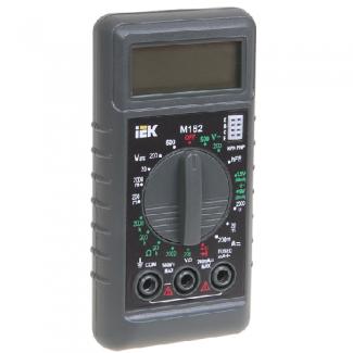 Мультиметр IEK цифровой Compact M182