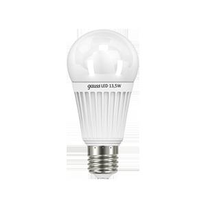 Светодиодная лампа gauss общего назначения 13,5W