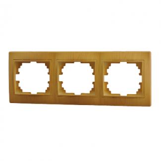 Рамка 3-ая горизонтальная б/вст