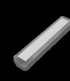 Светодиодный светильник «Айрон» промышленный 600х105х61 мм IP67 для агрессивных сред