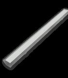 Светодиодный светильник «Айрон» промышленный 1215х105х61мм IP67 низковольтный