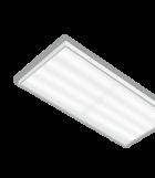 Светодиодный светильник 1195х595х50 мм 72W аварийный