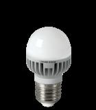 Светодиодная лампа gauss шар матовый 6W