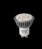 Диммируемая светодиодная лампа gauss GU10 4W