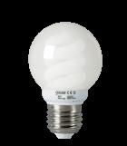 Декоративная лампа gauss шар 9W