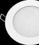 Светодиодная ультратонкая панель Navigator NLP-LED round